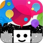 Manga Style print COPAIN Group Messenger for iOS