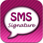 My SMS Signature for iOS