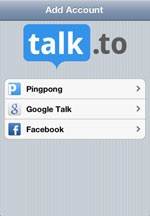 Talk.to for iOS