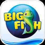 Big Fish Games App for iOS