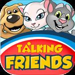 Talking Friends Cartoons for iOS