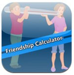 Friendship Calculator for iOS