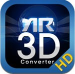 3D Converter HD for iPad