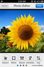 YummyApps Photo Editor for iOS