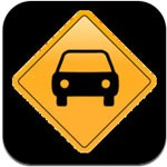 Road signs for iOS