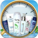 Check shelf: Cosmetics notebook for iOS
