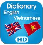 English Dictionary HD Free for iPad Vietnamse