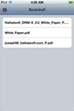 Haihaisoft Reader for iPhone