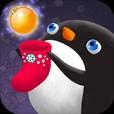 Christmas Penguin for BlackBerry