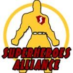 Superheroes Alliance For Blackberry