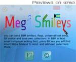 Mega Smileys for BlackBerry