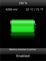 Battery Saver for BlackBerry
