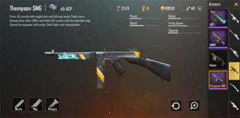5 senjata tidak boleh digunakan di PUBG Mobile