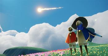 空の物語とゲームプレイ:光の子供たち-スカイチャイルド