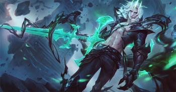 League of Legends: подробности о новом наборе навыков героя Виего - Блэк уничтожает короля