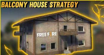 Free Fire: Balkonda pusuya yatmak ve saldırmak için ipuçları