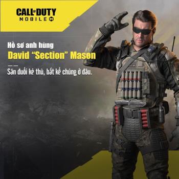 Call Of Duty Mobile VN: معروف ترین شخصیت ها