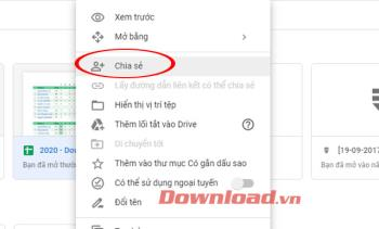 Как поделиться файлами Excel на Google Диске