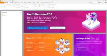 Instrucciones sobre cómo combinar archivos PDF con Foxit Reader