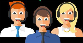 Anweisungen zum Anrufen des Operators, um die Einführung zu ignorieren und die Nebenstellennummer direkt einzugeben