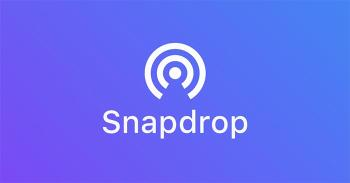 SnapDrop을 사용하여 iOS와 Android 간에 사진과 대용량 파일을 빠르게 전송