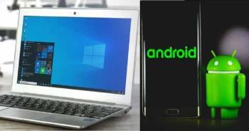Как установить Windows 10 с Android