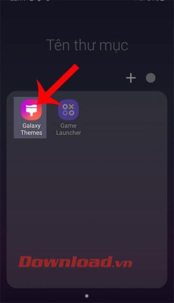 Instrukcje dostosowywania motywu świątecznego na telefonach Samsung Galaxy