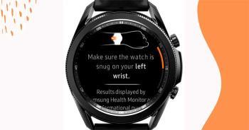 Jak sprawdzić EKG na Samsung Galaxy Watch