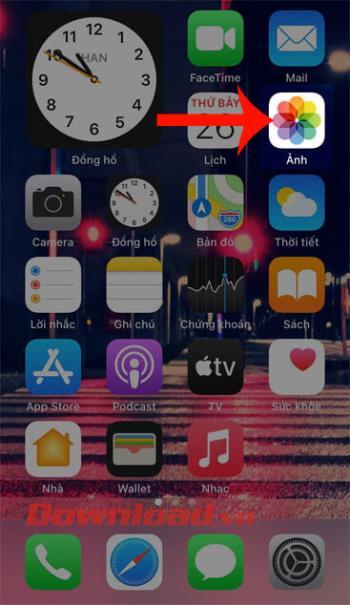 iOS14で写真にキャプションを追加する手順