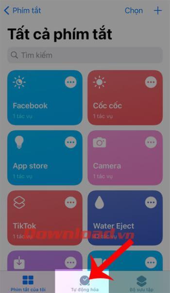 Temporizador para activar / desactivar el modo avión automático en iPhone
