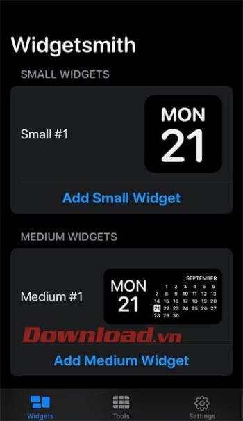 Widgetsmith를 사용하여 iOS 14 위젯을 직접 만들기 위한 지침