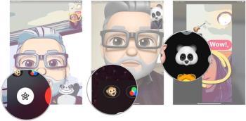 Как использовать Memoji, Animoji, стикеры и фильтры в FaceTime в реальном времени