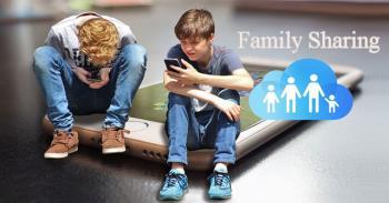 ファミリーシェアリングを使用して電話を使用して子供を管理する方法
