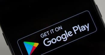 Petunjuk untuk mengaktifkan Mode Gelap di Google Play