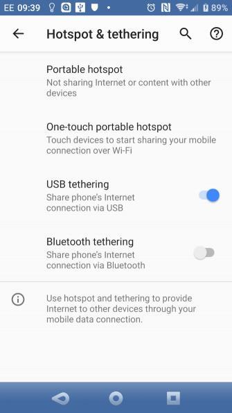 Cómo conectar una red móvil a una computadora a través de Tethering