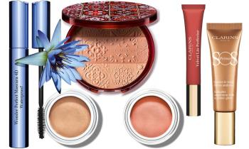 مجموعه آرایش Clarins Summer 2020 Sunkissed