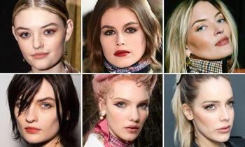 Sonbahar kış 2020 2021 makyajı: moda şovlarından trendler