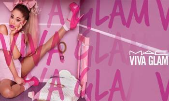 MAC Viva Glam Ariana Grande II: Lippenstift und Glanz