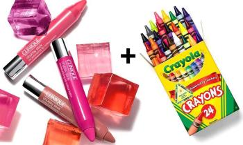 Clinique Crayola Chubby Stick: Lip Balm That Looks Like Pastels!