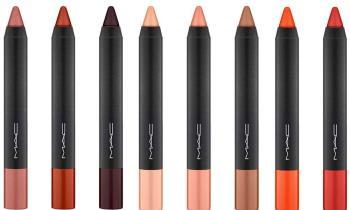 Mac Cosmetics Velvetease Lippenstift-Kit mit 3 Stiften