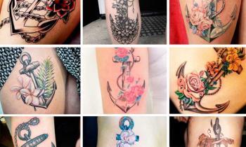 NOCH Tattoo: Geschichte, Bedeutung und 200 Fotos, die Sie inspirieren