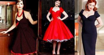 Roupas dos anos 50: modelos, preços e onde comprá-las