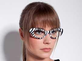 Doubleice: zebra, leopard and spotted glasses