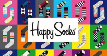 Happy Socks คอลเลกชันถุงเท้าและ Pop Up Store