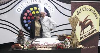 सेफ़ोरा और पेरुगिना: परफ्यूम में चॉकलेट!
