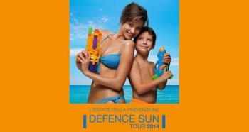 イタリアのビーチでのBioNikeツアーSummerof Prevention