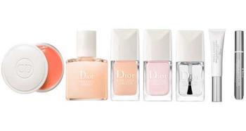Dior Abricot: cuidados com as unhas