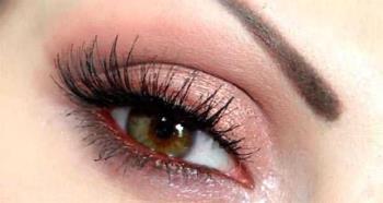 Maquillage des yeux vert de jour: comment le faire