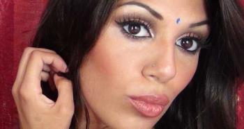 Арабский макияж: идея восточного макияжа