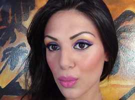 Meerjungfrau Make-up: Fantasy Make-up